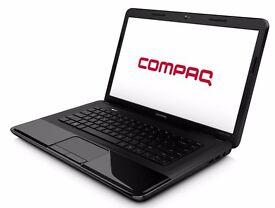 COMPAQ CQ58 / INTEL 1.70 GHz/ 4 GB Ram/ 320 GB HDD/ HDMI / WEBCAM/ WIRELESS/ WINDOWS 7
