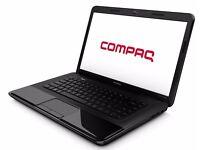 COMPAQ CQ58 / INTEL 1.70 GHz/ 4 GB Ram/ 320 GB HDD/ HDMI / WEBCAM/ WIRELESS/ WIN 7