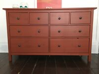 Hemnes Chest of 8 drawers, Ikea
