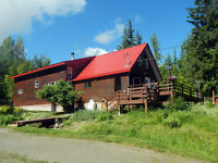Shuswap - Country Living Paradise - Total Privacy and Serenity