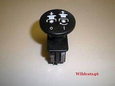 Scag Mower Tractor 8 Prong Electric Clutch Pto Switch 481687 483162 483957