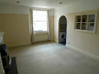 One bedroom flat. Light, spacious, unfurnished. Clifton.