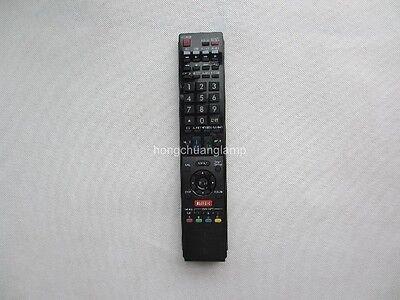 Remote Control For Sharp LC-60LE820UN LC-52LE810U LC-60LE832U AQUOS LED HDTV TV ()