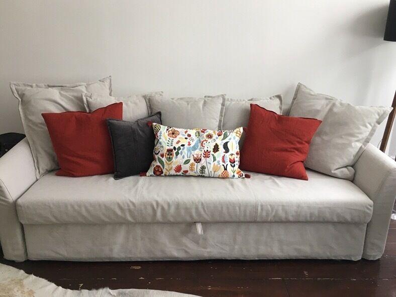 Holmsund Sofa Bed, Ikea in Chelsea, London Gumtree