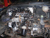 VW Golf MK3 5 spd gearbox from 1997 1,9 Tdi with 142K