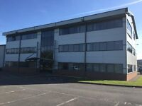 LOW LOW RENT-ONLY £8,000/ YEAR!! 1,500 SQ.FT- MODERN OFFICE SPACE- UNIT TO LET- RENT- LEASE-HUCKNALL