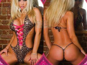 Sexy-hot-leopard-Bikini-underwear-intimates-teddies-free-shipping-P72-xs-L