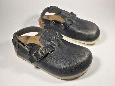 M1461 New Birkenstock Kay Kids Fashion Pull Up Green EU 26 US 8 N