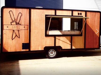 Urgent Sale! Food Van - Mid-Renovation