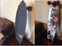 Sector 9 Goddess Skateboard (longboard)