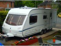 Caravan Abbey Spectrum 419 Twin Axle 2004