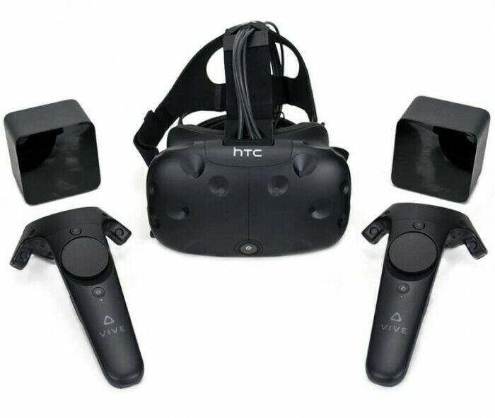 HTC Vive Headset Black (Used)
