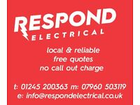 Respond Electrical 07960 503119