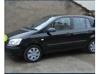 2005 Hyundai Getz Gsi, 1341CC Petrol, 5DR, Manual