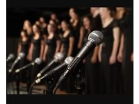 Youth Singers aged 12-25 needed for a Christian community choir