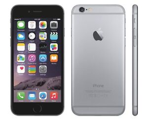 Iphone 6 ~ Gris cosmique ~ 64 Gb