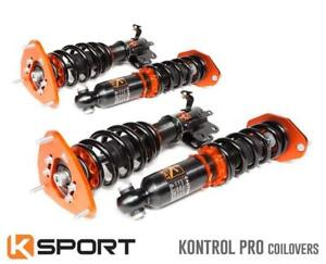 K-SPORT COILOVERS  AVAILABLE AT TIRE CONNECTION 647 342 6868