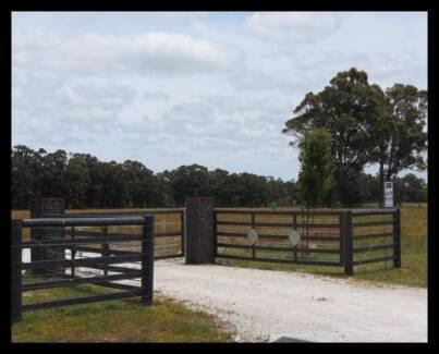 2.89 Acres of Affordable, Pastured Land in Paradise