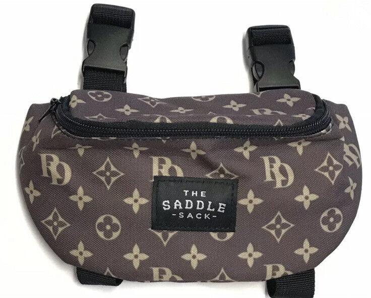 Saddle Sack, Ranch DRESS'N Fashion Print  Saddle Sack