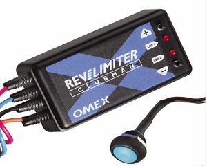 Omex Clubman Rev Limiter & Launch control for Single coil cars