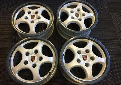Porsche 911 964 C2 Cup OEM Wheels