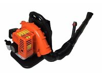 Brand New 52cc Petrol Backpack Power Leaf Blower