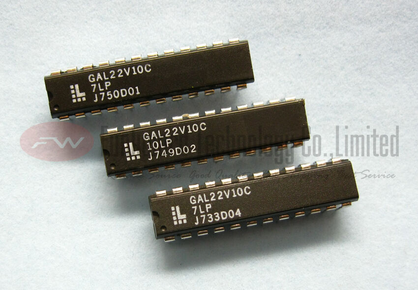 Lattice GAL22V10C 22V10C 22V10 PLD IC DIP24 X 20pcs