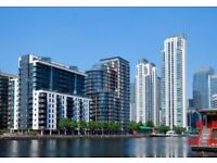 SPACIOUS 2 BEDROOM FLAT WITH BALCONY, DOCK VIEWS, CORNER ASPECT, PARKING IN Millharbour, London