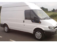 Man with van, small moves, collections and deliveries