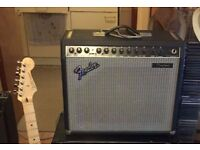 """Fender Montreux. Made in USA! 100 watts - 1 12"""" speaker, RIVERA Era Very RARE amp in ACE condition"""
