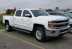 chevy 2500 fully loaded