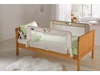 Babystart Double Rail - Toddler Bed