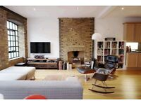 1000 SQUARE FEET 2 BEDROOM WAREHOUSE CONVERSION LIVERPOOL STREET SHOREDITCH WOODSEER STREET