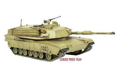 U.S. M1 A2 ABRAMS  Kunststoff-Bausatz 1:72  UNIMAX