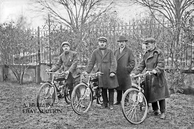 La Cyclette factory racer 1922 Circuit of Marly photo motorcycle racing