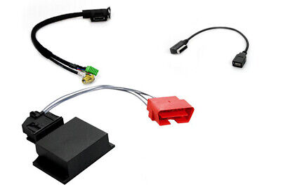 For Vw Rns 850/T5 Touareg 7P Original Kufatec Mdi - Media in Multimedia Socket