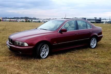 1996 BMW 540i Harrington Park Camden Area Preview
