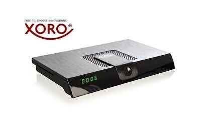 XORO HRK 7719 DVB-C HD Receiver für digitales Kabelfernsehen, HDMI, USB