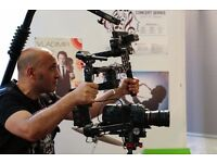 Experienced Cameraman and Video-Editor available