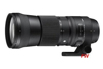 Sigma 150-600 mm f5.0-6.3 DG OS HSM C Objektiv für Canon NEU