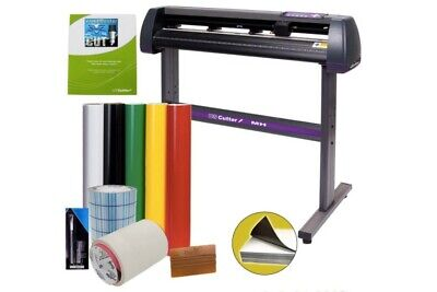 Vinyl Cutter Uscutter Mh 34in Bundle