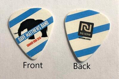 Dave Matthews Band Summer Tour 2018 Guitar Pick Limited Edition NEW Dave Matthews Band
