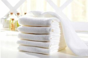 6 x 100% BAMBOO MUSLIN SQUARES Baby Gauze Bath Wash cloths burpy bibs 40*40cm