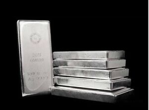 Over 5000 ounces of silver bullion in stock!