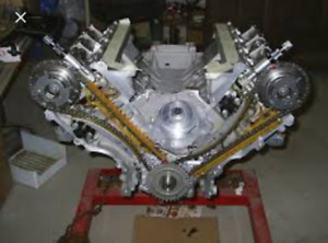 5.4 3 valve ford engine vvt  rebuilds and all other engines.