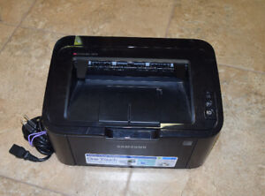 Samsung Mono Laser Printer, One Touch Screen Print  Model ML-167
