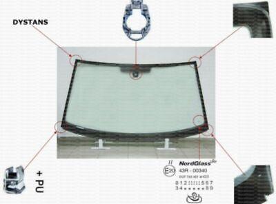 VW Amarok Heckscheibe Scheibe hinten Glas Dunkelgetönt ab 2009