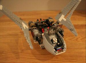 LEGO Star Wars Emperor Palpatine's Shuttle (8096) Gatineau Ottawa / Gatineau Area image 2