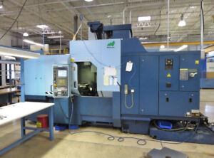 2004 MATSUURA MAM 72-63V 5-Axis Vertical Machining Center