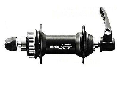 SHIMANO XT HB-M765 Front Hub 9mm QR Center Lock Disc 32h Black V Brake Cycling